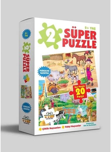 OKHU SHOES 2 Süper Puzzle - Çiftlik Hayvanları - Vahşi Hayvanlar Renkli